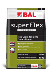 BAL Sandstone Superflex Wide Joint Grout 3.5kg