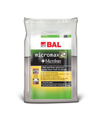 BAL Micromax2 Chocolate Grout 5kg