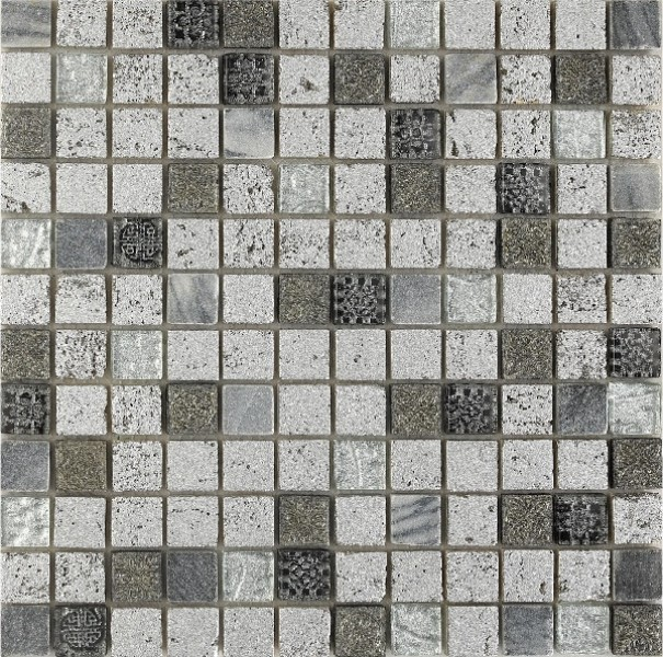 Continental Mosaic And Border Tiles