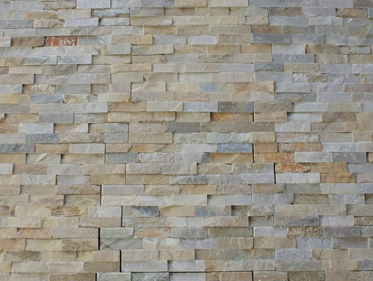 Continental Tiles Split Face Oyster Quartzite