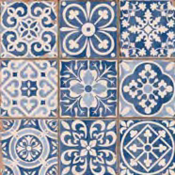 Continental Vintage Floor And Wall Tiles
