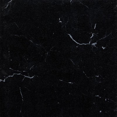 Elgin Marbles Nero Floor Tile - 333x333mm