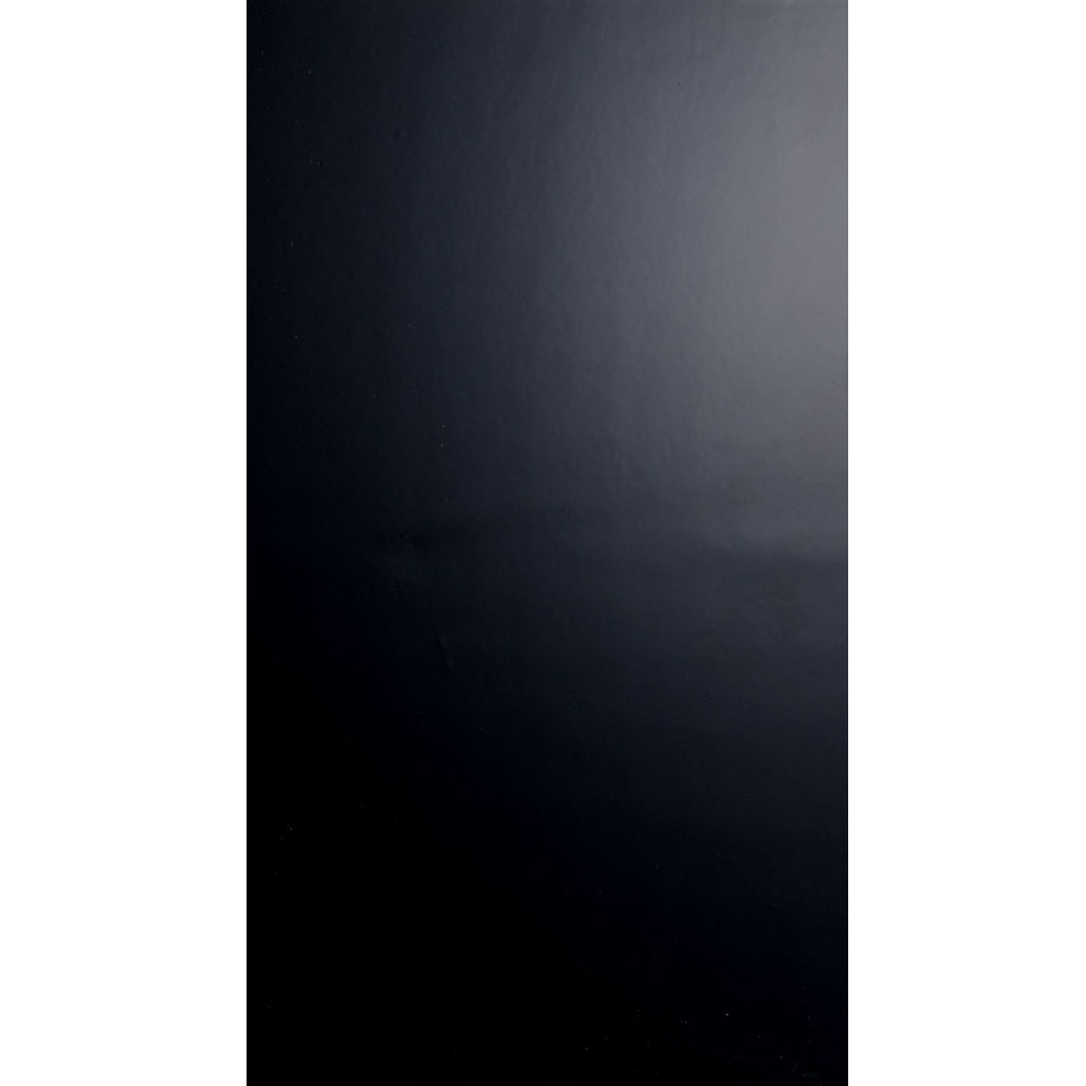 Function and Form Satin Black Field Tile - 248x498mm