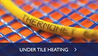 Under Tile Heating:150 watts per square metre:1 square metre kit